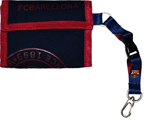 FC Barcelona portemonnee Barça, officiële collectie, 140 x 20 cm