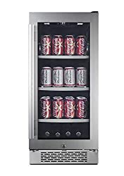 Avallon 86 Can 15″ Built-In Beverage Cooler