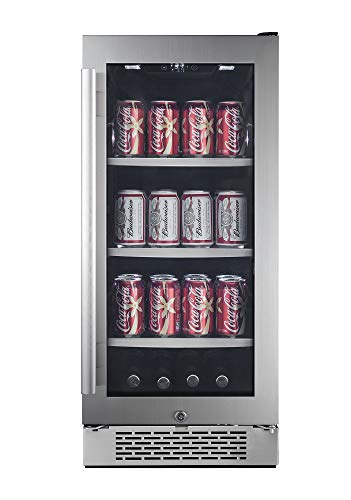 "Avallon 86 Can 15"" Built-In Beverage Cooler - ..."