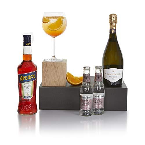 Aperol Spritz Gift Set - Aperol Gift Hamper - The Perfect Aperol Spritz Gifts