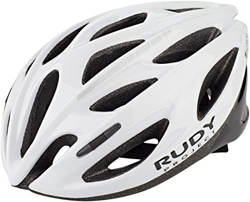 Rudy Project Zumy Helm White Shiny Kopfumfang S-M | 54-58cm 2020 Fahrradhelm