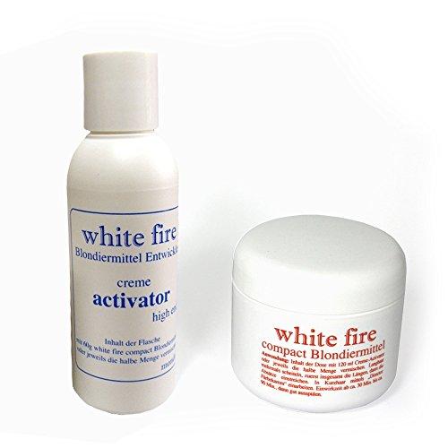 Blondier Set White Fire 6 %