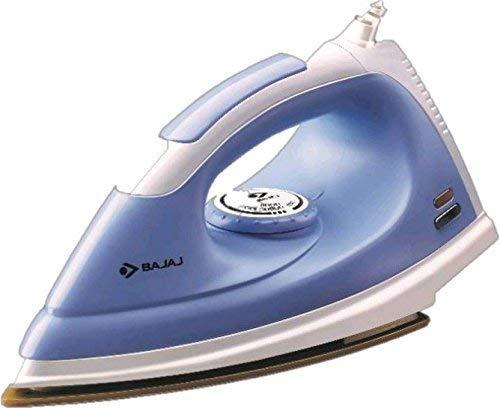 Bajaj DX 7 NEO Dry Iron (White/Levender) 1000 Watt