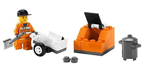 LEGO City 5611 - Straßenkehrer