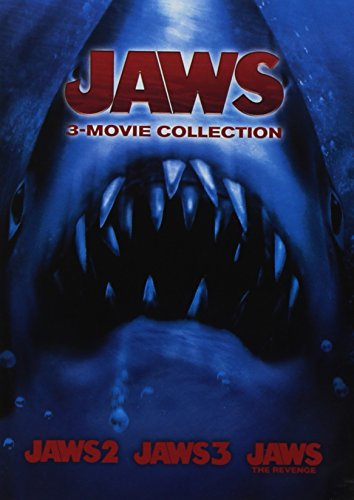 Jaws 3-Movie Coll (Jurassic World: Fallen Kingdom) [Edizione: Stati Uniti]