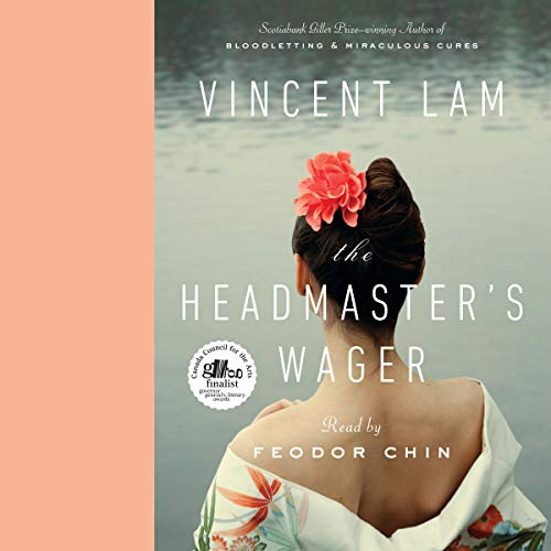 The Headmaster's Wager                   Written by:                                                                                                                                 Vincent Lam                               Narrated by:                                                                                                                                 Feodor Chin                      Length: 15 hrs and 49 mins     2 ratings     Overall 3.5