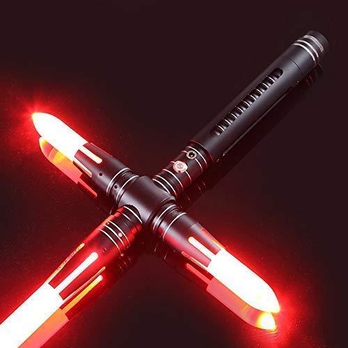 LGTSABER | epic Kylo Ren Kraft fx RGB - Lightsaber | Star Wars Ben Solo Dueling FOC Blaster | Lichtschwert **VIDEO in Beschreibung**