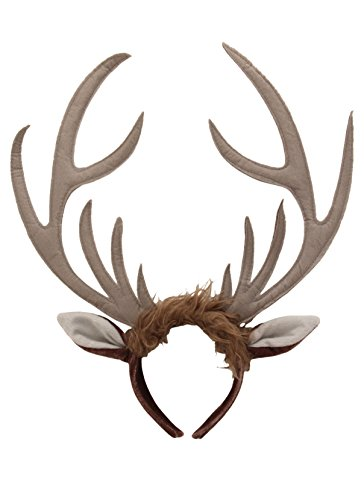 Disney Frozen Sven Costume Antlers for Adults and Kids