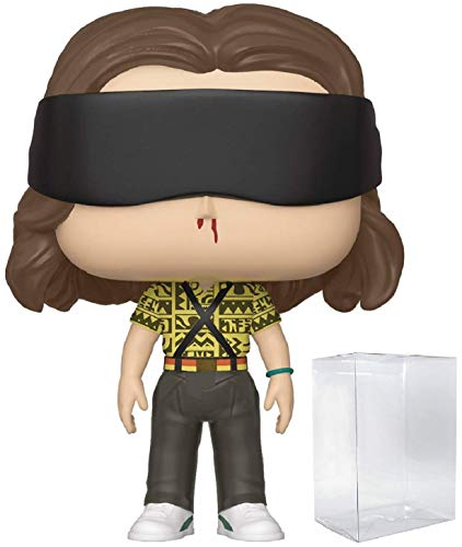Stranger Things Funko TV Battle Eleven with Blindfold Vinyl