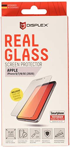 DISPLEX Real Glass iPhone 6/7/8/SE 2.Gen