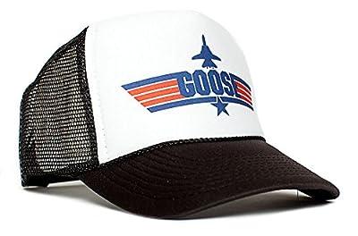 Top Gun Goose Unisex-Adult Trucker Cap Hat -One-Size Multi