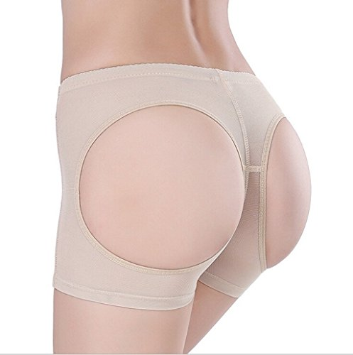 Push Up Slip Panty Mieder Contur Body Former Hotpants Sexy Po