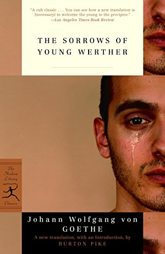 The Sorrows of Young Werther (Modern Library Classics)の詳細を見る
