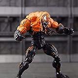 YXCC Venom Figura de acción de 7 Pulgadas Modelo de guardián Mortal del Venom