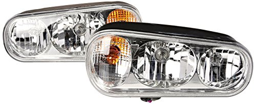 Cheapest Prices! Buyers Products 1311100 Universal Snowplow Light Kit