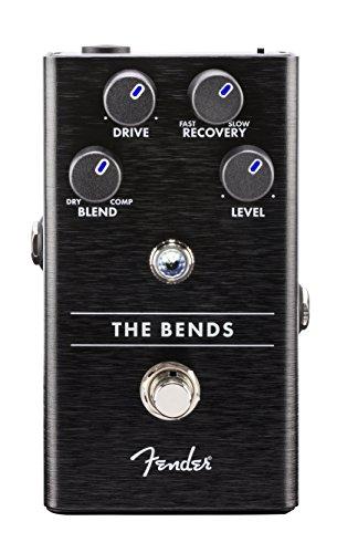 Fender® »THE BENDS COMPRESSOR PEDAL« Boden-Effekt-Pedal