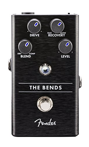 Fender 023-4531-000 the Bends Compressor Pedal