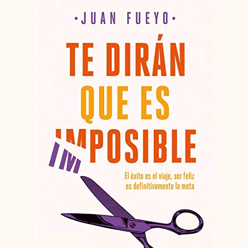 Te dirán que es imposible cover art
