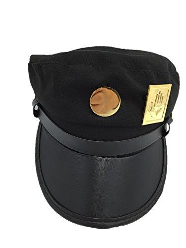 『ジョジョの奇妙な冒険 空条承太郎 帽子 コスチューム用小物 58cm』の5枚目の画像