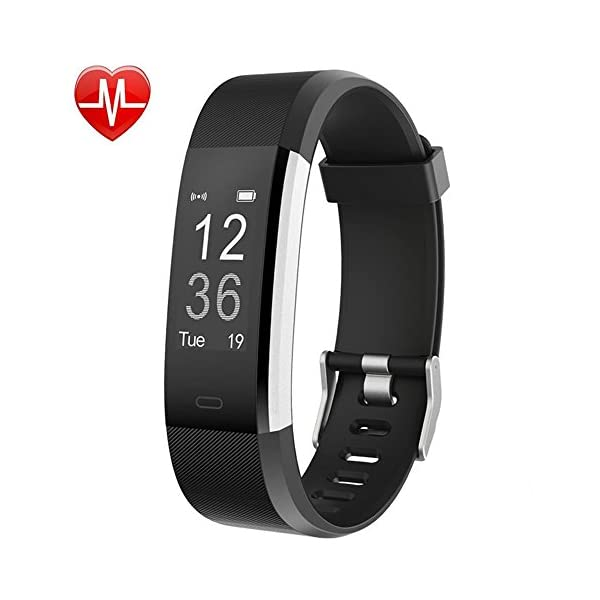 Willful Fitness Tracker with Heart Rate Monitor, Fitness Watch Activity Tracker Waterproof 3