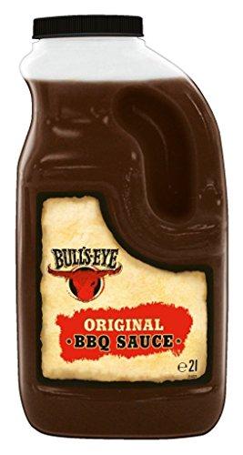Kraft Bull's-Eye BBQ Sauce Original 2 Liter Flasche