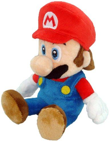 Super Mario Plush – Peluche Mario 20,3 cm