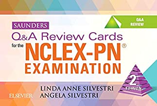 Saunders Q&A Review Cards for the NCLEX-PN Examination