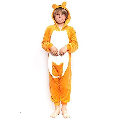Disfraz Canguro Infantil Pijama Kigurumi para Carnaval (10-12 años) (+ Tallas) Carnaval Animales