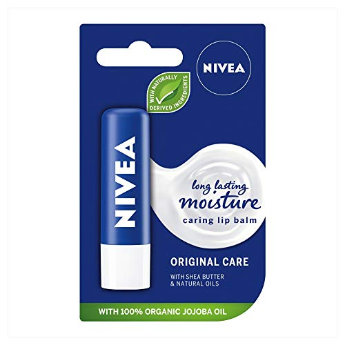 Nivea Original Care Cuidado Labial Bálsamo 5ml