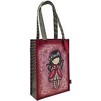 Gorjuss grande Coated Shopper Bag - Mariquita