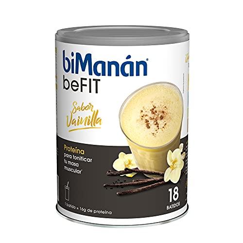 BIMAY Bimanán Befit - Batido De Proteína Sabor, Para Tonificar