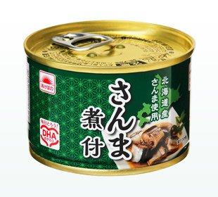 あけぼの さんま煮付 150g 24缶