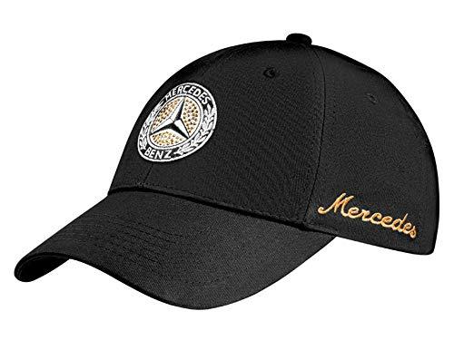 Mercedes-Benz - Gorra de béisbol - para mujer Negro negro talla única
