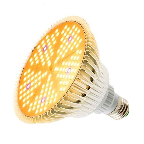 100W LED Pflanzenlampe,E27 150 LEDs Vollspektrum Pflanzenlicht, Achstumslampe ähnlich dem Sonnenlichts für Zimmerpflanzen,Gewächshaus,Hydroponische Pflanzen und Gemüse,Sämling Gemüse, Blumen