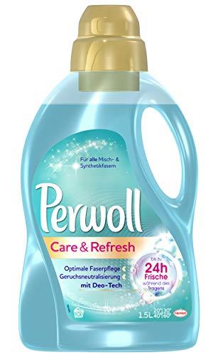 Perwoll Care und Refresh, 1500 ml