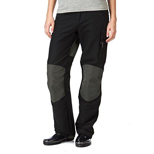 Musto Womens Evolution Performance UV Trousers - Black Regular Leg 10