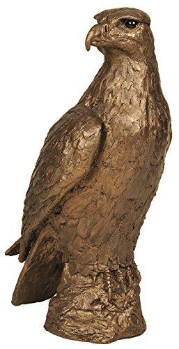 Golden Eagle–Marke Neu wunderschönes kalt gegossen Bronze Skulptur Ornament von Harriet Dunn