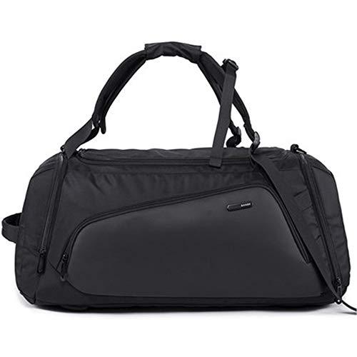Yhjkvl Gym Bag Sports Duffle Bag Wet & Dry Separation Fitness Bag Men Training Sports Handbag Short Trip Business Trip Large Capacity Shoulder Luggage Travel Bag Fitness Bag
