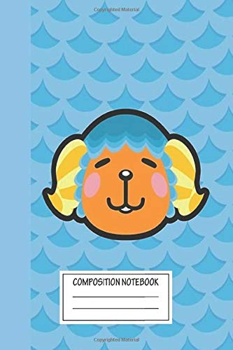 Notebook: Wendy Animal Crossing Wide Ruled , Journal for Writing, Size 6″ x 9″, 110 Pages
