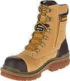 """Caterpillar Premier 8"""" WR TX CT S3 HRO SRC, Zapatos de Seguridad Hombre, Amarillo (MN Hnyrst MN Hnyrst), 40 EU"""