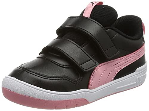 PUMA MULTIFLEX SL V INF, Basket Mixte bébé, Black, 26 EU
