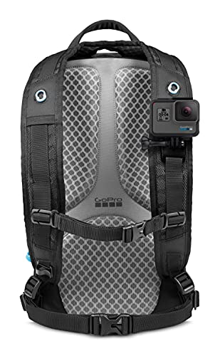 【GoPro公式】Seeker(シーカー) Ver2.0 全天候型スポーツバックパック ブラック | AWOPB-002 [国内正規品]