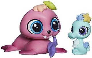 Littlest Pet Shop Pet Pawsabilities Wallace Waterman & Sally Seaforth 3818 3819