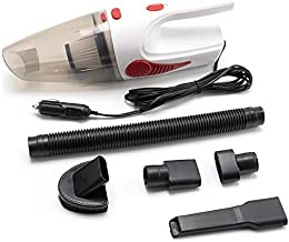 Car Vacuum Cleaner Portable Handheld Battery/Car Plug 120W 12V 5000PA Super Suction Wet/Dry Vacuum Cleaner For Car Home Wh...