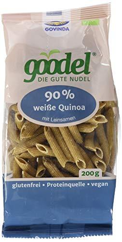 Govinda goodel Penne weiße Quinoa mit Leinsamen (1 x 200 g)