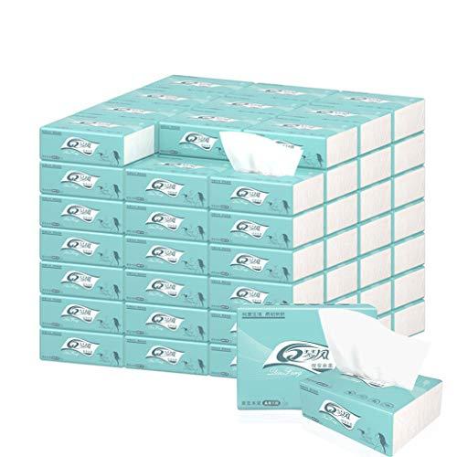 42 Kartons Putzpapier Reißfestes 3 Lagig Toilettenpapierrollen Falthandtücher Weich Sicher Und Saugfähig Toilettenpapier Falthandtücher Für Papierhandtuchspender 110 MM * 175 MM * 3 Schichten/Blatt