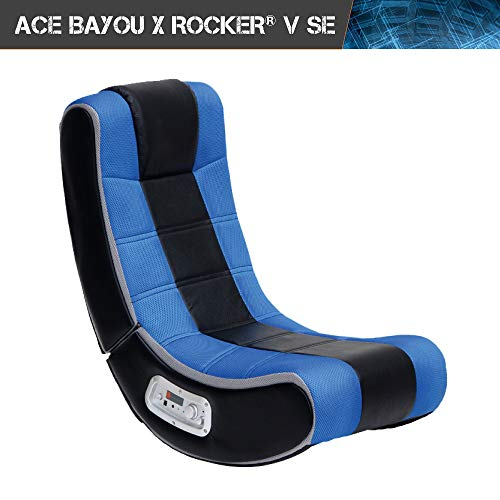 X Rocker Dash Wireless Floor Rocker Gaming Chair, 27