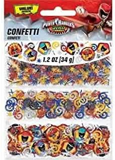 Power Rangers Dino Charge Confetti [Contains 4 Manufacturer Retail Unit(s) Per Amazon Combined Package Sales Unit] - SKU# ...