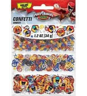 power ranger confetti - 4