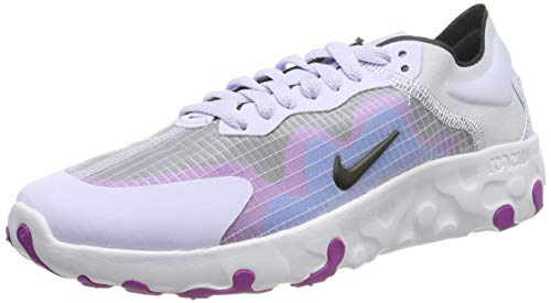 Nike Damen WMNS Renew Lucent Laufschuhe, Violett (Amethyst Tint/Black/Photo Blue/Hyper Violet/White 500), 40.5 EU
